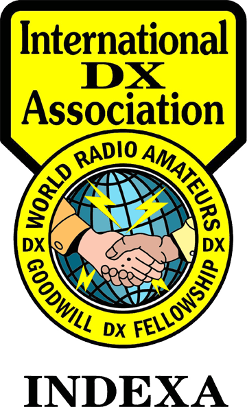 International DX Association Logo